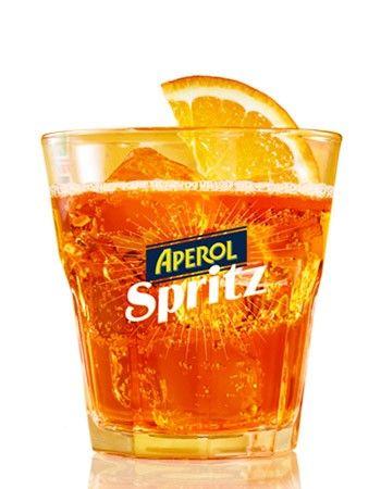 3, 2, 1... Aperol Spritz