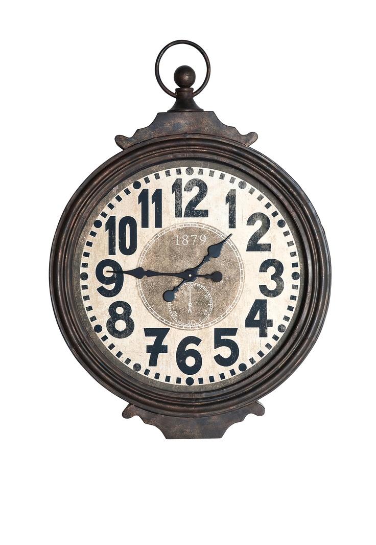 18 best Vintage Home images on Pinterest Antique wall clocks Bed
