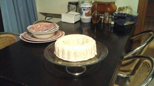 Κοτοσαλάτα με τη συνταγή της αδελφής μου της Μαρίας.