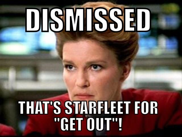 startrek captain janeway one sheila you do not mess with