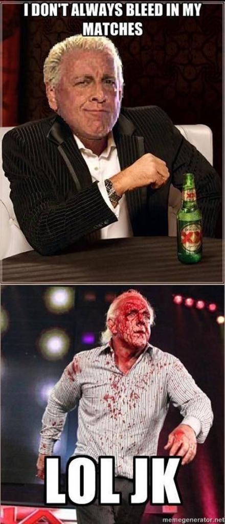 Funny wrestling pics... #WWE