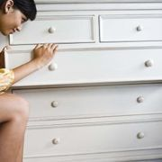 How to Repair the Bottoms of Dresser Drawers   eHow