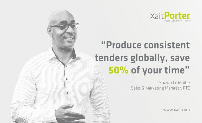 Produce consistent tenders globally, saving at least 50% of their time