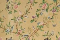 Hand Painted Wallpaper: A rare example of hand-painted Chinese wallpaper from the dining room of the Corbit-Sharp House (1774). Such wallpapers were exported to England and America.: Dining Rooms, Fashion, Historic Houses, Historic Wallpaper, Hand Painted Chinese, Corbit Sharp House