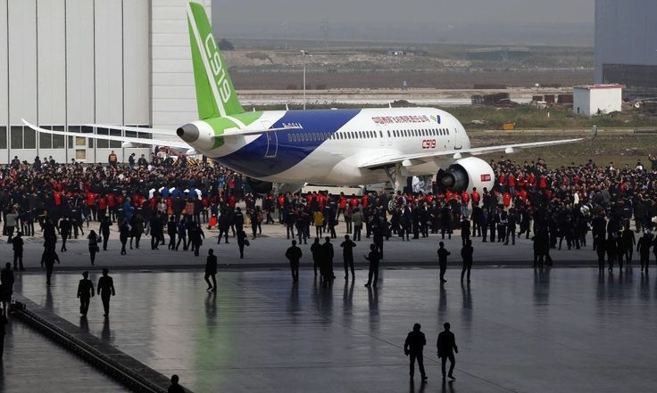 Comac Plans First Flight of C919 Passenger Jet by Early 2017 - http://www.airline.ee/manufacturers/comac/comac-plans-first-flight-of-c919-passenger-jet-by-early-2017/ - #Comac