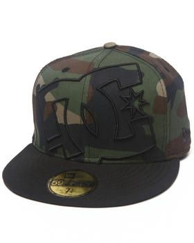 DC | Coverage Ii New Era Fitted Cap. Get it at DrJays.com