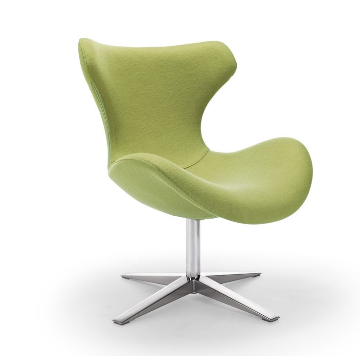 MAYA   Swivel Accent Chair Green | Creative Furniture