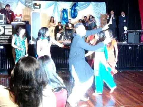 bhangra dance at ronniez b.day
