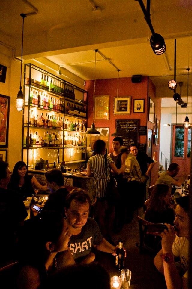 WTF Bar & Gallery @Sukhumvit 51