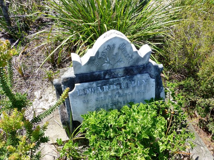 A Famous Name in the Quarantine Cemetery...