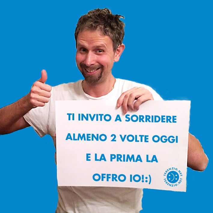 #76 #SorriderePerEssereFelici #SmileIsFashion www.felicementestressati.it