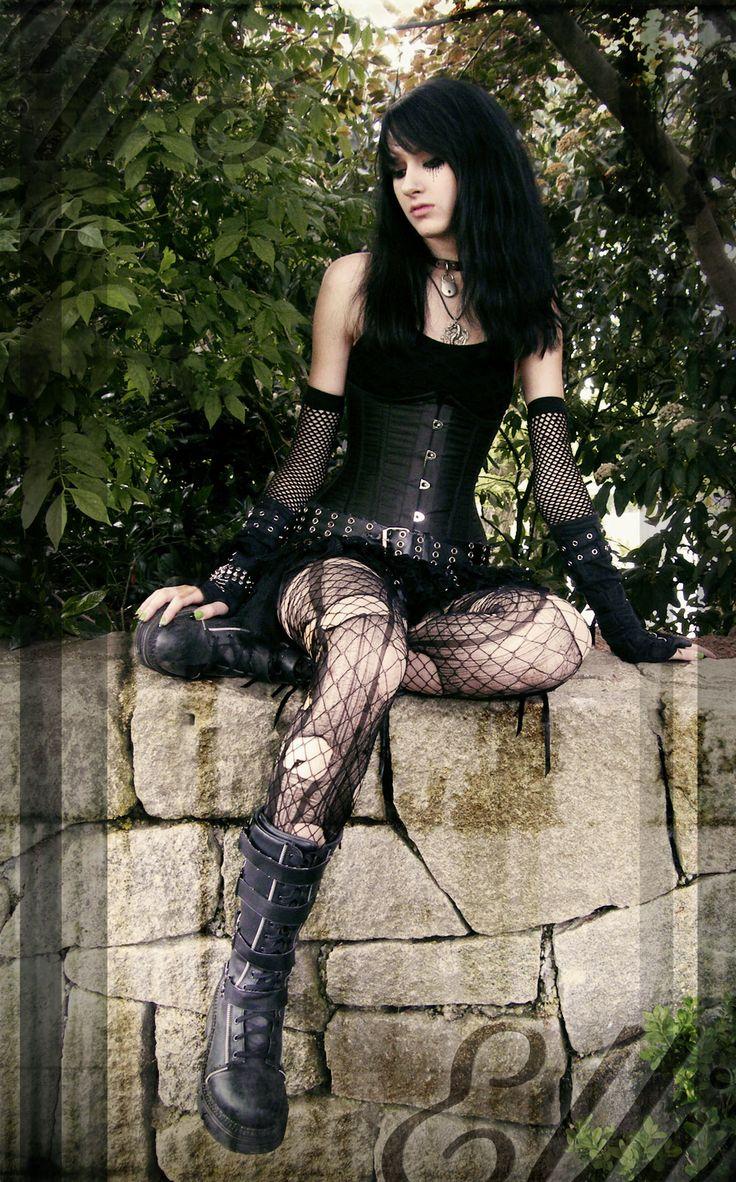 Goth Girl Porn Videos