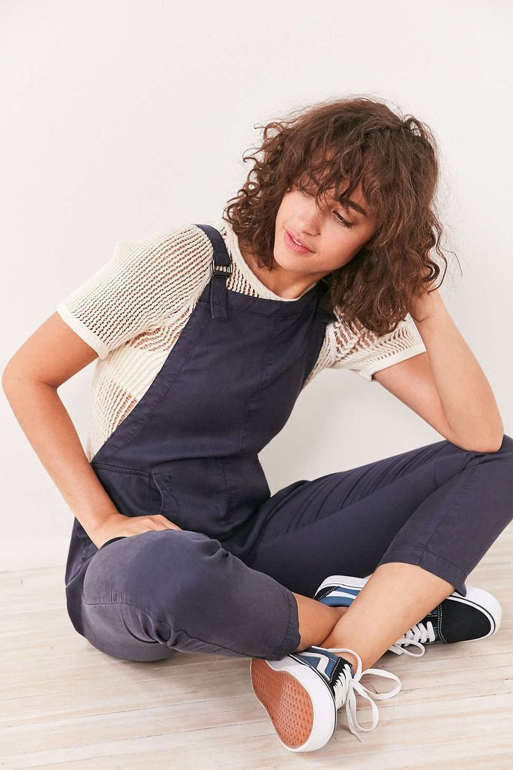 BDG Surplus Valley Soft Overall - Urban Outfitters