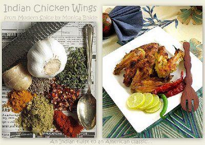 Indian Chicken Wings  photo by Deeba rajpal