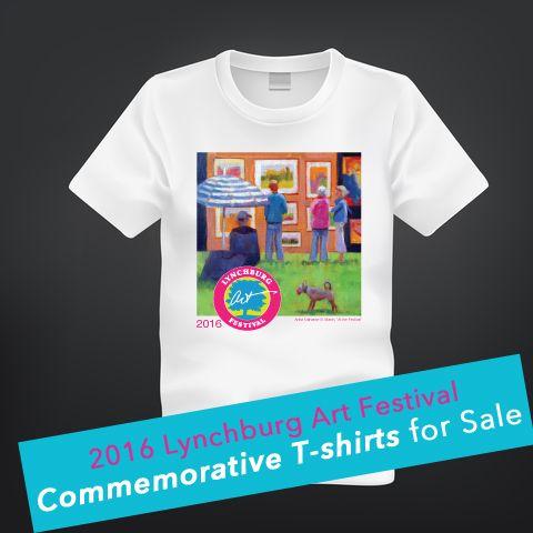Art Festival T-Shirt Contest Winner