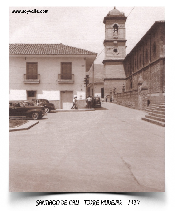 Iglesia de San Francisco - Santiago de Cali Cali Viejo