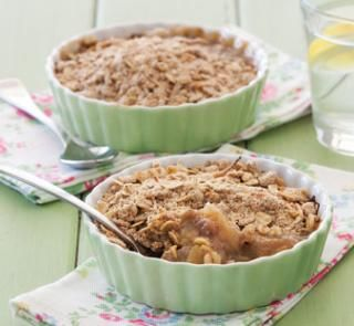 Feijoa crumble | Healthy Food Guide