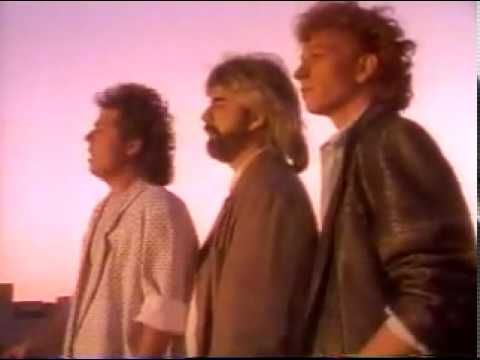 Toto - I'll Be Over You Music Video with Michael McDonald.flv