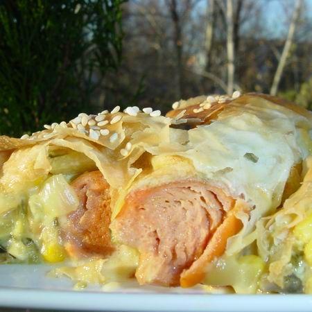 Egy finom Gyors zöldséges rétes virslivel ebédre vagy vacsorára? Gyors zöldséges rétes virslivel Receptek a Mindmegette.hu Recept gyűjteményében!