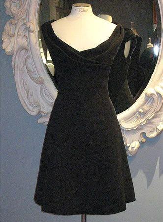 Little black dress.... every girl should posses one