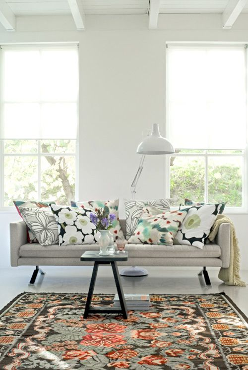 great color on white...swoon!