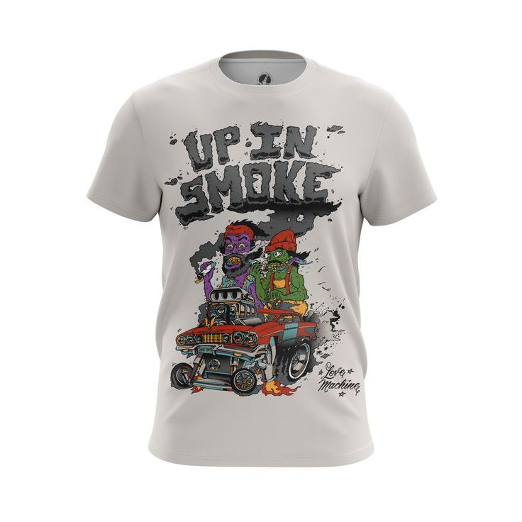 The unique T-shirt Up in Smoke Weed Art Car Art Canabis Smokes  -  T-shirt Merch Up in smoke Apparels Buy You can get longsleeve or t-shirt, even tanks for boys and girls. Just picks the size of your favourite apparel and put the item to a basket.  Check more at https://idolstore.net/shop/apparels/t-shirts/t-shirt-merch-up-in-smoke-apparels-buy/