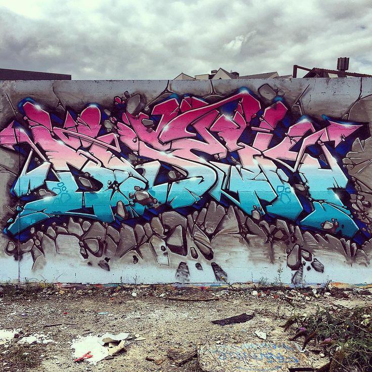DISEK #graffiti #streetart
