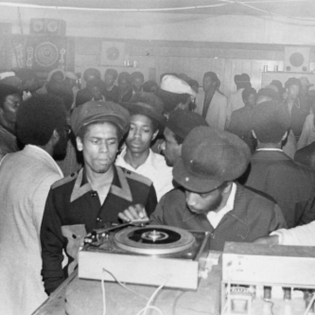 Playlist - UK sound systems