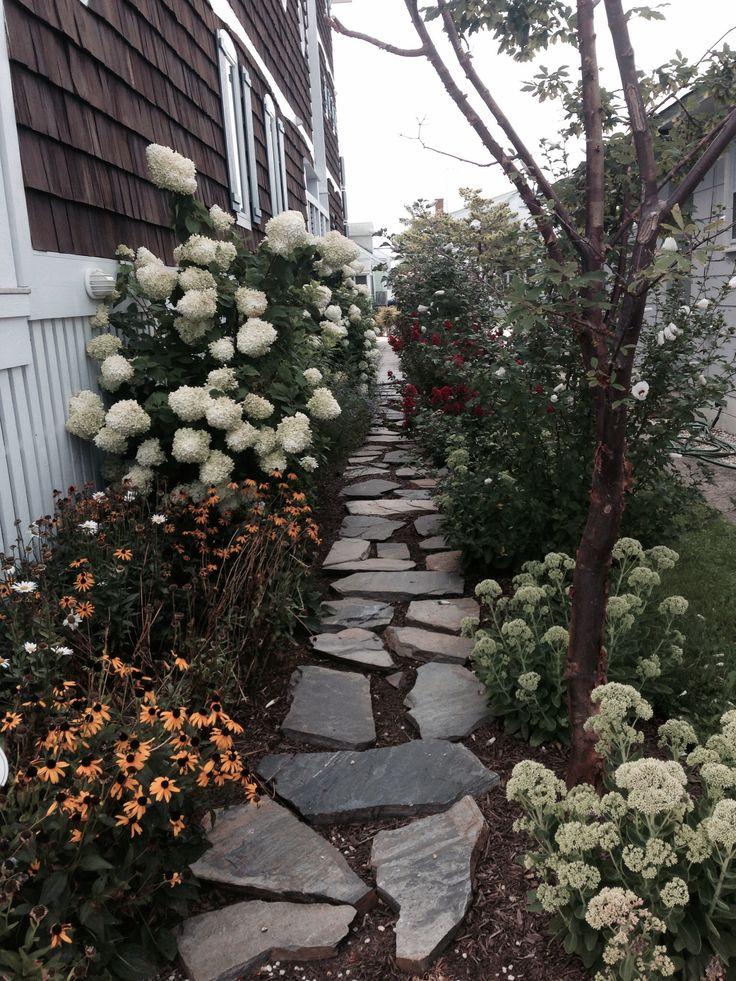Side yard ideas landscaping a beach house pinterest for Beach house yard ideas