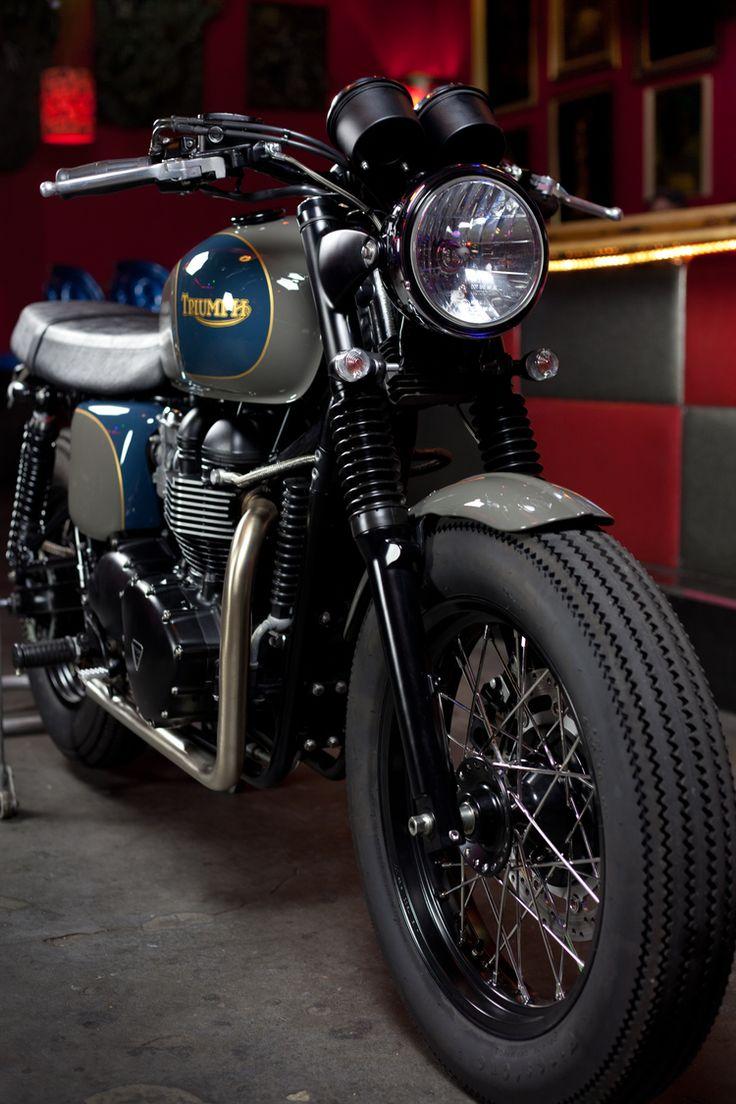 "Triumph ""Alex"" by British American Motors"