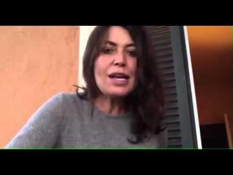 Sabina Guzzanti Vi siete resi conto che Napolitano vi ha min