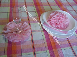 Tutorial Blog  & YouTube  ♥ A delicate flower {peony pink} to decorate your table or a vase in exhibition