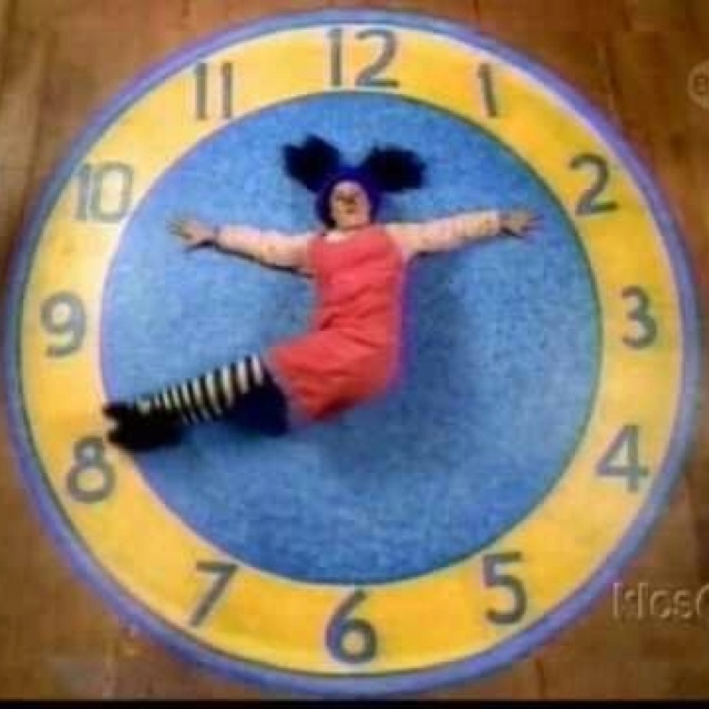The Big Comfy Couch. Used to watch this every morning on Nick jr.