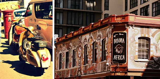 One thing that Long Street has no shortage of is colour! Beautiful! http://www.citysightseeing.co.za/