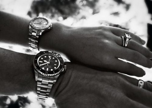 His & Her Rolex. Wedding presents to each other? | Hitched ...