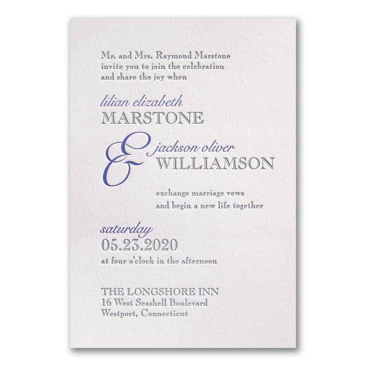1295 best 40% OFF Carlson Craft Wedding Invitations images on ...