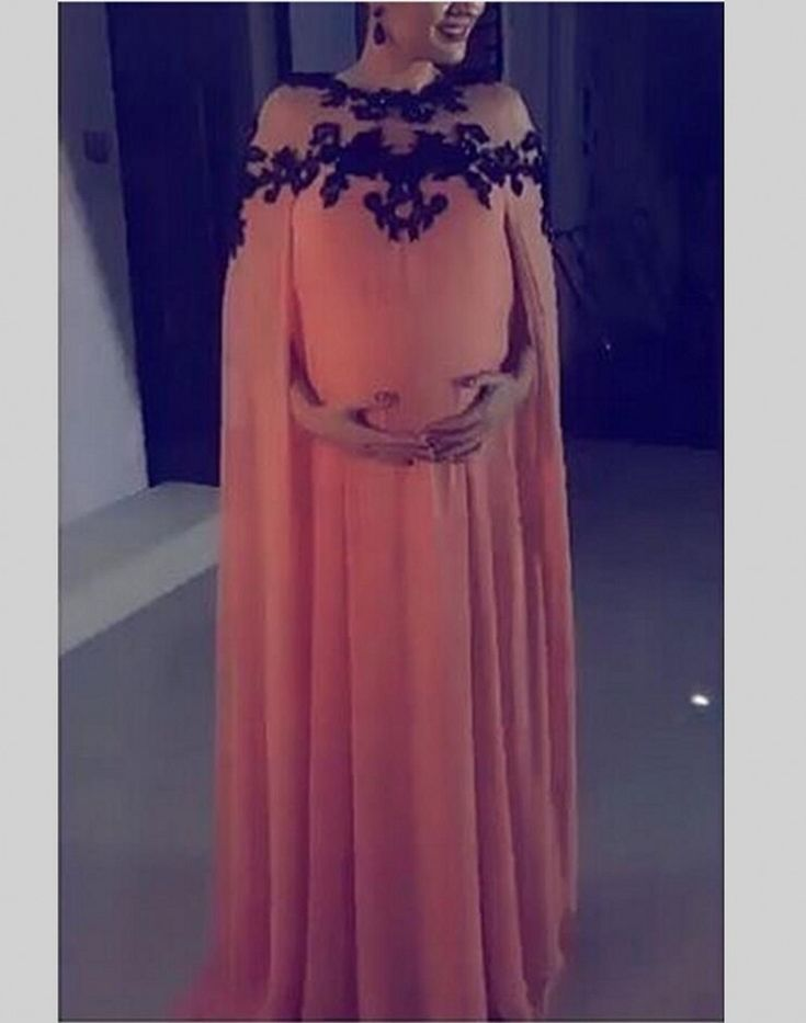 Evening dress for pregnant 4 month