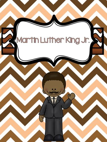 Teach your French students about American hero Martin Luther King, Jr ...