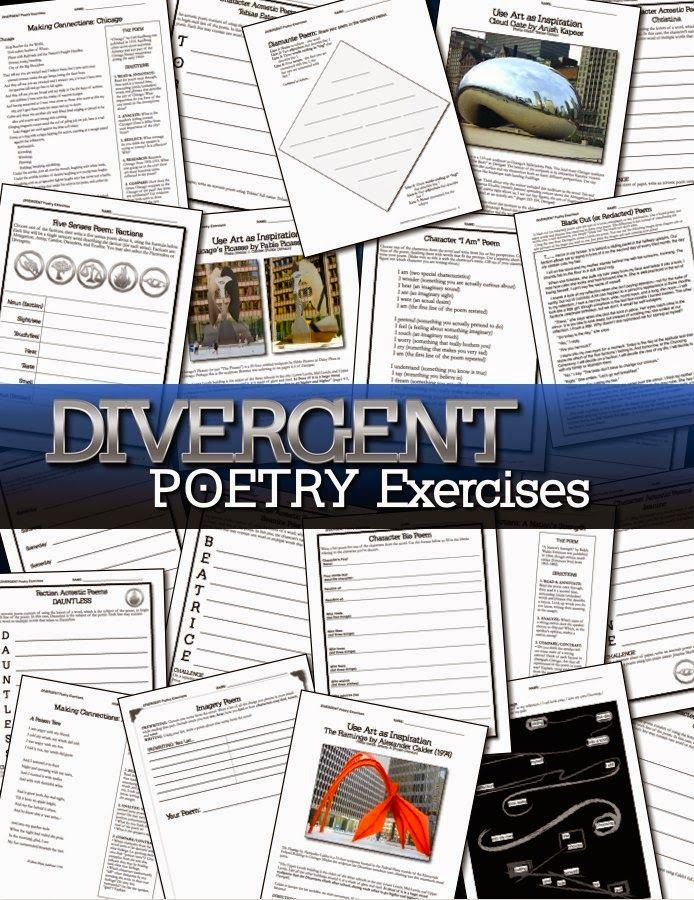 creative writing poetry lessons high school