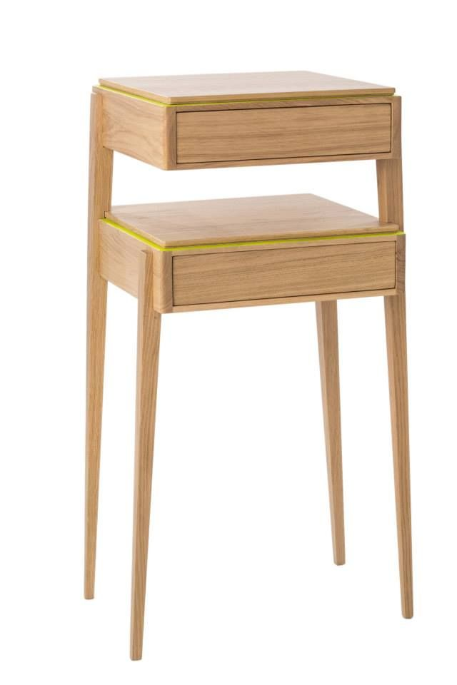 Julie Gaillard, mobilier responsable en bois