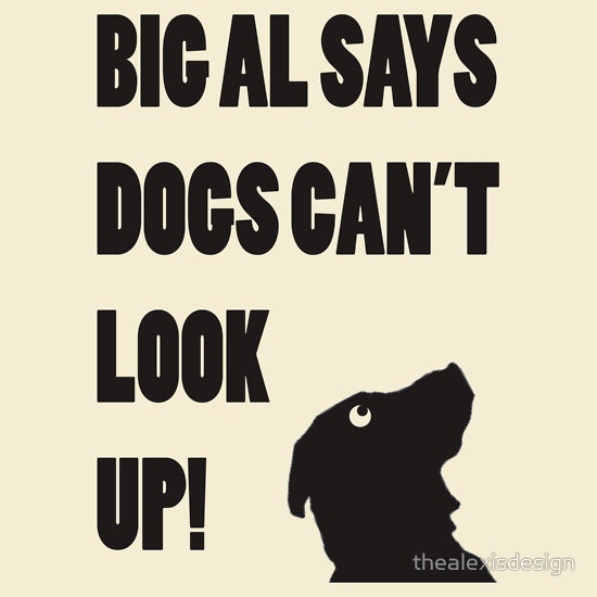 Can Dogs Look Up Shaun Of The Dead