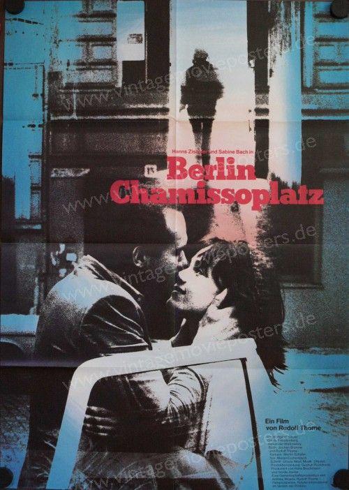 Berlin Chamissoplatz (Rudolf Thome) - 1980 WD - Hanns Zischler