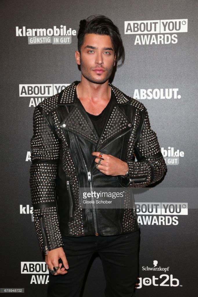 Toni Mahfud during the ABOUT YOU AWARDS at the Mehr! Theater in Hamburg on May 4, 2017 in Hamburg, Germany.