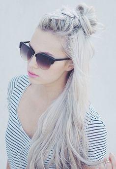 10 стильных причесок на длинные волосы
