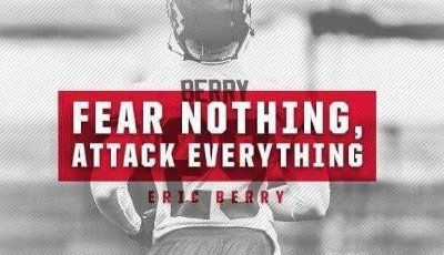 Quot Fear Nothing Attack Everything Quot Eric Berry Eric