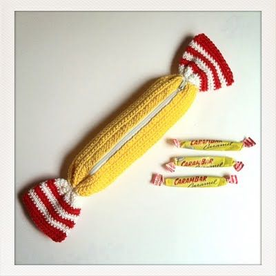 Carambar by Isabelle Kessedjian #crochet