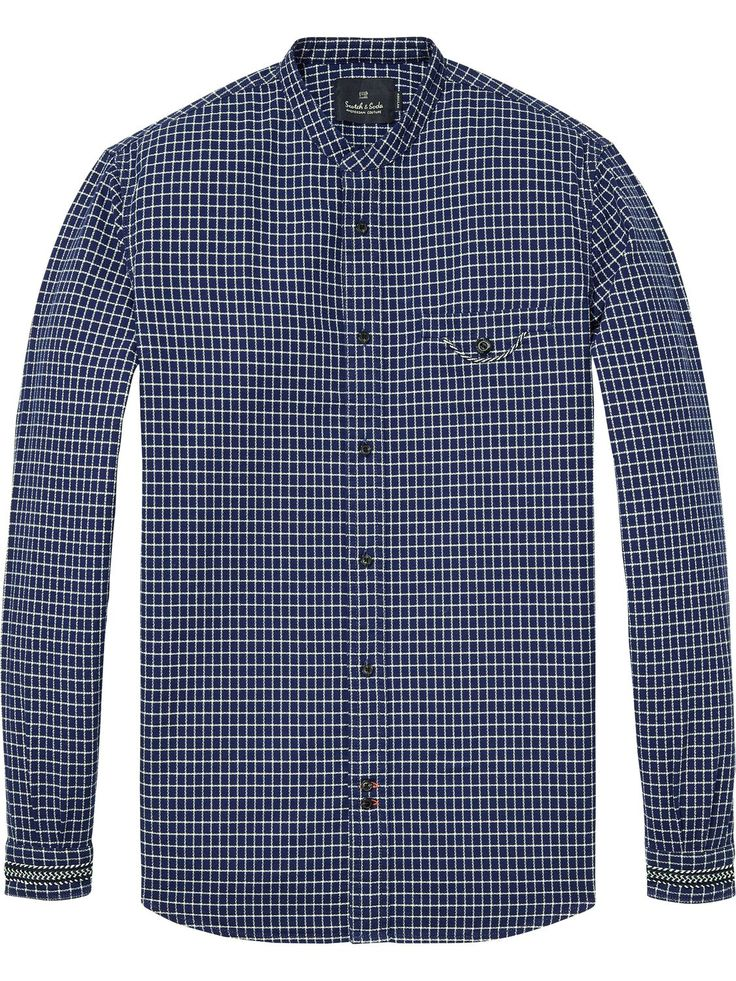 Nautisch overhemd | Regular fit