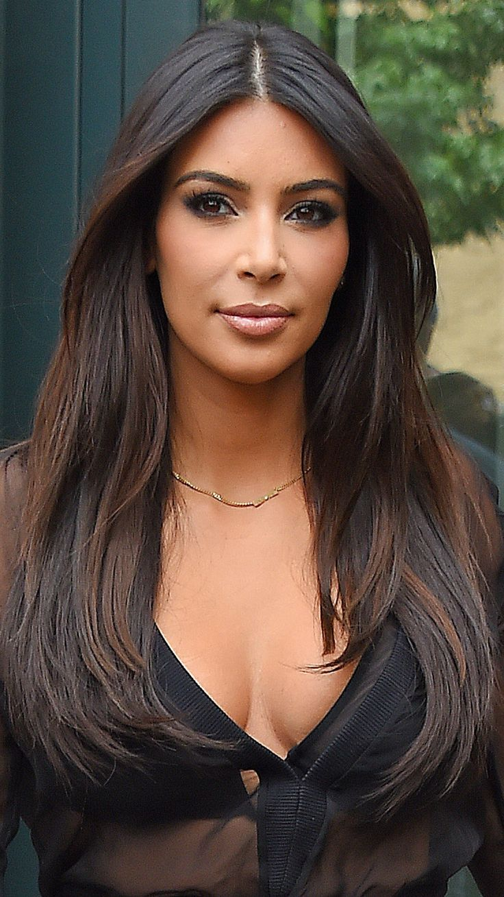 Kim Kardashian is seen in New York Cityon August 11, 2014. via @stylelist | http://aol.it/1sP2WiF