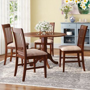 Best Comfortable Gloucester 5 Piece Dining Set Charlton Home Furniture