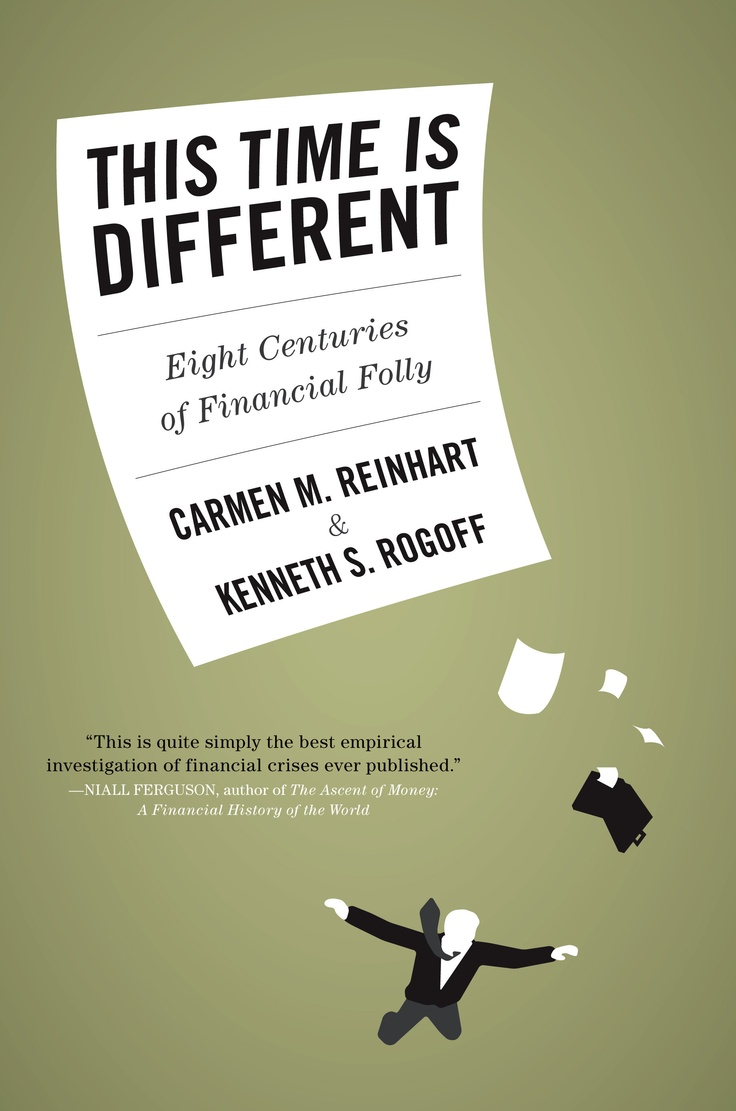 Carmen M Reinhart & Kenneth S Rogoff: This Time Is Different